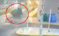 Bokser nie żyje - pokazali wideo z jego wypadku samochodowego