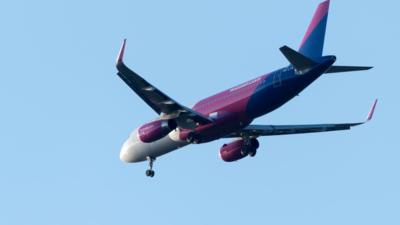 Lot z Bułgarii do Polski zawrócony. Wizz Air przeprasza za awaryjne lądowanie
