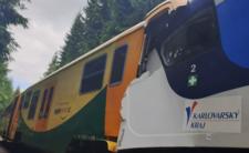 Katastrofa kolejowa. Kilkadziesiąt osób rannych, są ofiary śmiertelne
