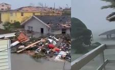 Dorian pustoszy Bahamy! 20 tysięcy zniszczonych domów [WIDEO]