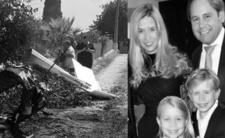 Kolejny milioner nie żyje! Katastrofa lotnicza zabrała go z dziećmi