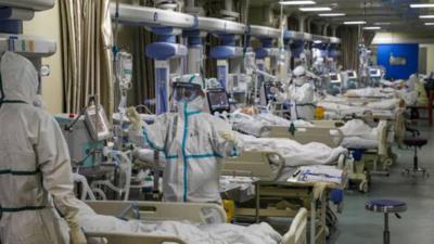 Koronawirus na świecie - prognozy zgonów
