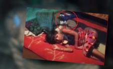 Atak węża w Indiach. Kobra chciała zabić małe dziecko