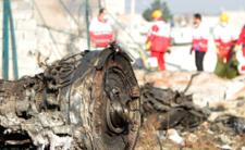 Katastrofa samolotu, wszyscy zginęli. Ogień wybuchł w locie
