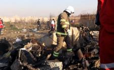 Samolot stanął w ogniu, nie żyje 176 osób. To (nie) zamach?