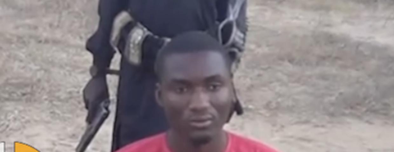 Brutalna egzekucja - chrześcijanin zamordowany przez dziecko z ISIS