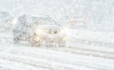 Japonia: Atak zimy