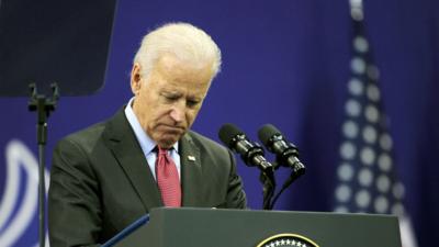 Joe Biden pod opieką lekarza