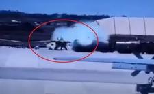 Katastrofa lotnicza na lotnisku. Odrzutowiec zabił rodzinę z dziećmi [WIDEO]