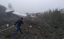 Katastrofa lotnicza przez brak paliwa. Są ofiary śmiertelne