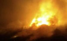 Katastrofa lotnicza  - lecieli pomagać i zginęli