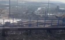 Wyciek z elektrowni w Rosji - chcieli ukryć katastrofę?