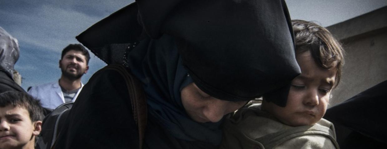 Kobiety ISIS popierają gwałty i mordy dokonywane przez terrorystów w Syri