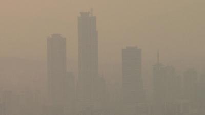 Korea chce walczyć ze smogiem wywołując deszcz