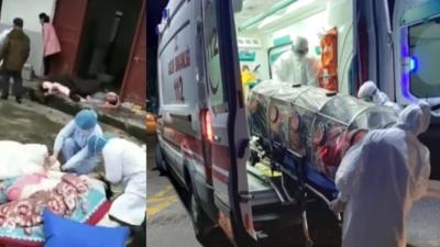Kilkadziesiąt tysięcy zarażonych? Przerażające przecieki z Wuhan