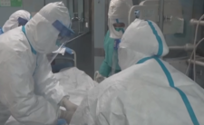 Poród w Chinach - koronawirus i horror na porodówce