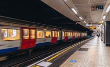 londyńskie metro