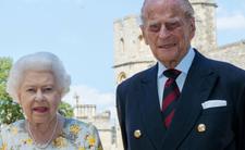 Królowa Elżbieta II się załamie
