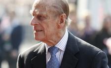 Książę Filip jest w szpitalu