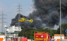 Wybuch w Leverkusen. Skażenie i toksyczny pył nad miastem