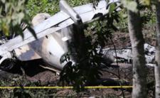 Katastrofa lotnicza w Meksyku. Rozbił się samolot wojskowy