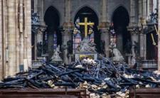 Katedra Notre Dame została zniszczona w 2/3