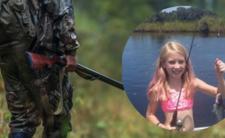 Koszmar na polowaniu! Myśliwi zabili 9-letnią dziewczynkę