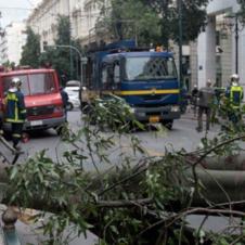 Apokaliptyczna nawałnica w Grecji. Zabici turyści, kilkudziesięciu rannych