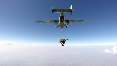 Nie otworzył się spadochron. 30-latka spadła z wysokości 1,5 km
