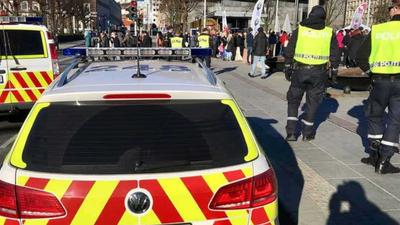 Atak nożownika w szkole w Norwegii - w internecie wyrazy wsparcia dla napastnika
