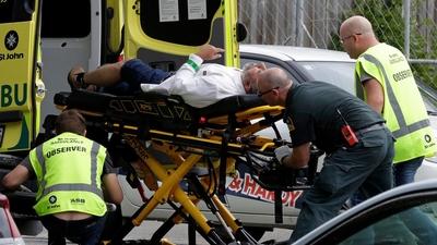 Krwawy zamach na meczety w Nowej Zelandii