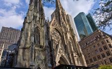 37-latek próbował podpalić katedrę św. Patryka w Nowym Jorku