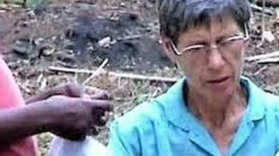 Morderstwo jak z horroru - odcięli głowę zakonnicy chociaż pomagała dzieciom