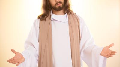 Jezus w chmurze