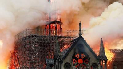 Projekt odbudowy Notre Dame - katedra może być bardzo nowoczesna