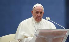 Papieski wikariusz ma koronawirusa. Franciszek jest zagrożony?