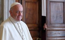 """Papież Franciszek zgadza się z Anją Rubik. """"Seks jest darem od Boga"""""""