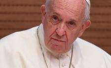 Papież Franciszek się niepokoi