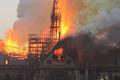 A jednak podpalenie? Szokujące wideo z Notre Dame