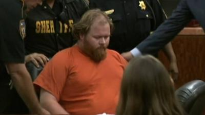Morderca skazany w USA - kara śmierci dla potwora