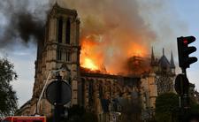Śledczy zdradzają przyczynę pożaru Notre Dame