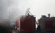 Dramatyczny pożar. Dzieci spłonęły żywcem