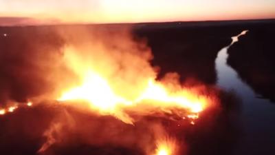 Czarnobyl i rosnące promieniowanie - Prypeć w ogniu!