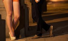 Prostytutki wyszły na ulice