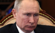 Putin powoli odchodzi