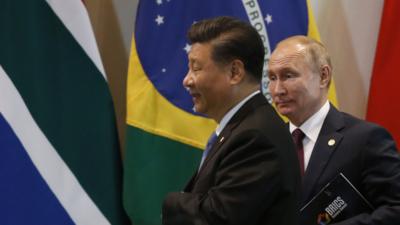 Rosja i Chiny gotowe na wojnę. Mają super broń, mogą zniszczyć świat