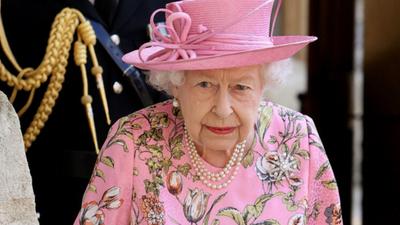 Królowa Elżbieta II się załamie?