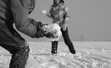 Śnieg i śmierć