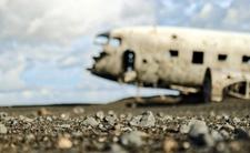 Straszna katastrofa lotnicza. Samolot spadł na miasto, wszyscy zginęli