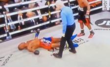 Śmierć na ringu - bokser zmarł z powodu uszkodzenia mózgu podczas nokautu